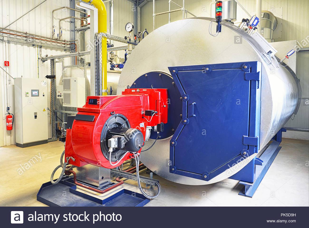 Chauffage industriel : Comment mettre en place le chauffage ?