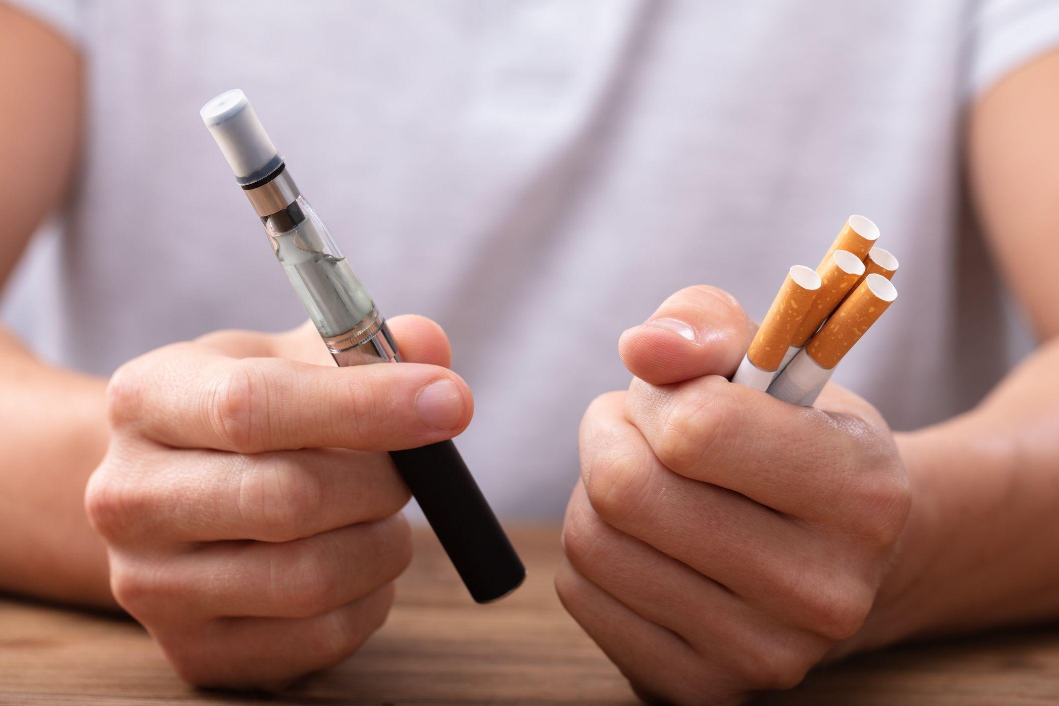 Cigarette électronique : qu'en est-il du mod ?